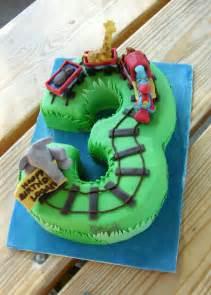 zug kuchen kindergeburtstag zoo birthday cake