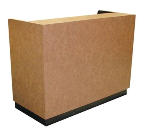 Custom Reception Desk Custom Made Square Reception Desk Made In Usa Source One