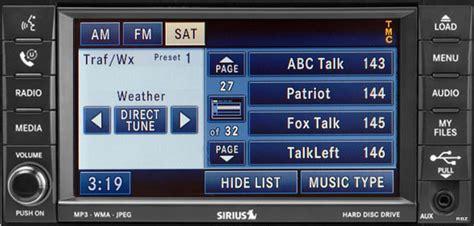 Jeep Software Update Jeep Grand Wk Mygig Multimedia Infotainment
