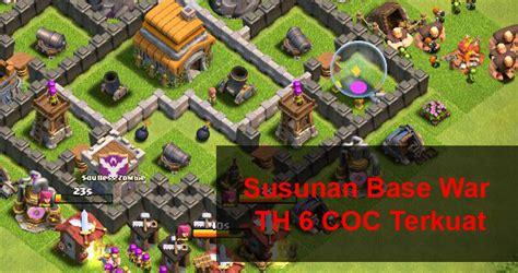 layout gambar one piece coc gambar layout war base coc th 6 terkuat dengan air sweeper