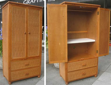 Wood Clothes Closet by What Type Of Wood Is Furniture Decosee