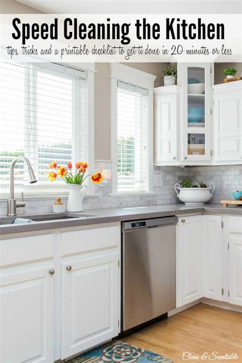 Best Way To Clean The Kitchen by The Best Cleaning Tips Of 2015 Clean And Scentsible
