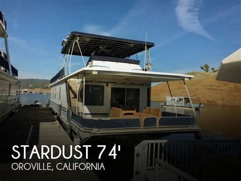 house boats for sale california stardust cruiser 74x16 for sale in oroville ca for 235 000 pop yachts