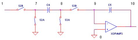 switched integrator circuit switched capacitor resistor