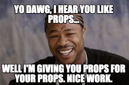 the gallery for gt xzibit meme template