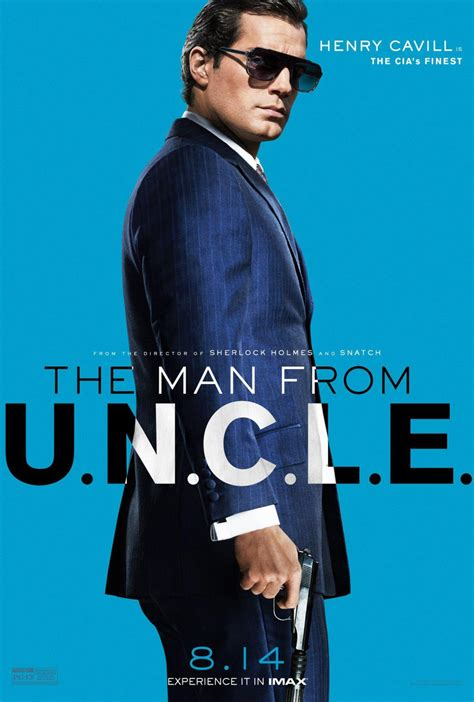 e l double o section first man from u n c l e character poster