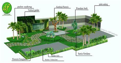 layout taman tukang taman surabaya jasa pembuatan taman surabaya