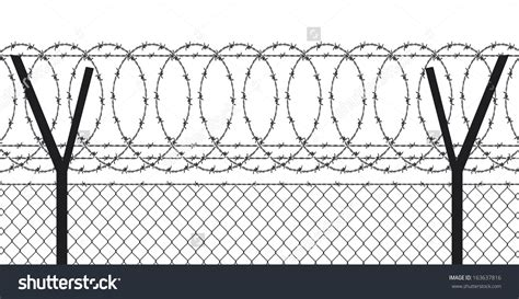 wire images barbed wire tensioner clipart clipground