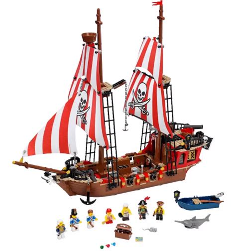 Carribean Ransel 06hp745 Set 3in1 2015 lego the brick bounty pirate ship 70413 photos bricks and bloks