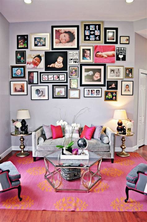 photography room ideas startling metal family photo collage frame decorating