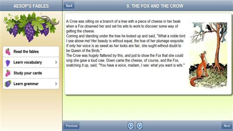 timeless truths in aesop s fables part 2 books learn aesop s fables android apps on play