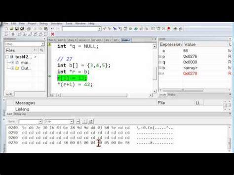 c tutorial zeiger pointer in c funnycat tv