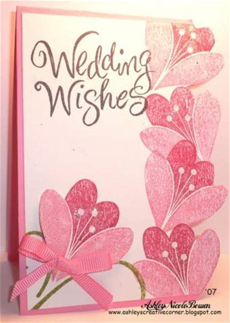 Best Friends Wedding Wishes by 2009700   at Splitcoaststampers