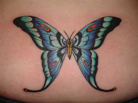 butterfly tattoos images large image leave comment