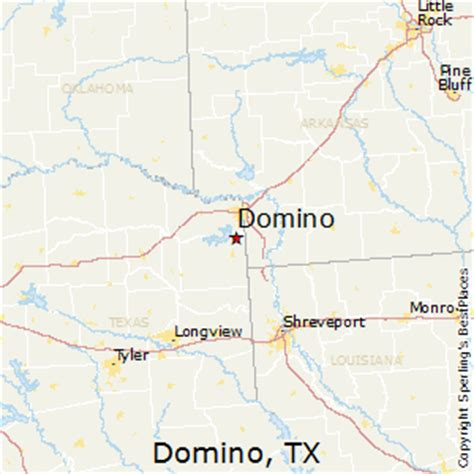 best places to live in domino, texas