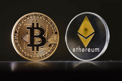 bitcoin vs ethereum bitcoin vs ethereum differences between ether and bitcoin