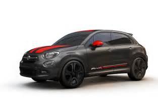 Mopar Fiat Mopar 2016 Fiat 500x Autos World