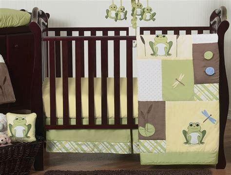 Frog Crib Bedding Leap Frog Baby Bedding 11pc Crib Set Only 189 99