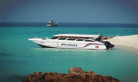 speedboot nach koh lipe satun nach koh lipe mit dem f 228 hre minibus ab thb 600