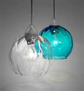 colored pendant lighting glass pendant lighting with colorful effects homescorner com