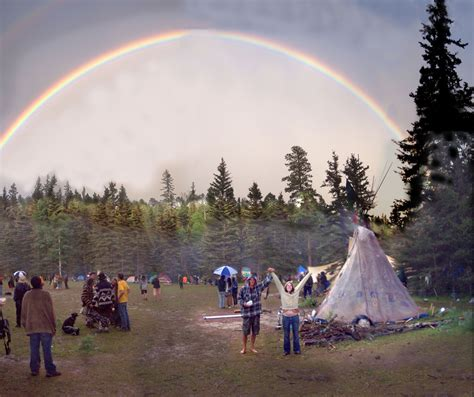 Family Of Light by Rainbows On Vermont Mountain Bring Message Of Light Ncpr News