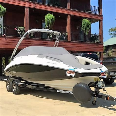 seadoo boat for sale in texas 2010 sea doo boats for sale in texas
