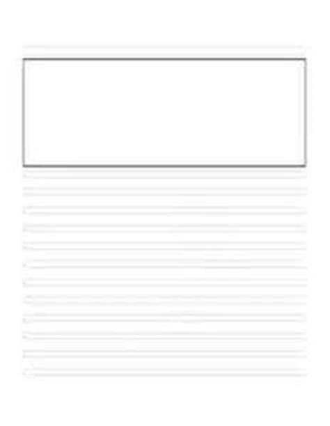 handwriting without tears writing paper this lined handwriting paper follows the format of