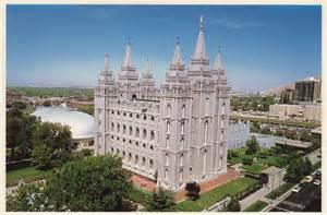 Mormon Temple Christmas Lights Temple Square Salt Lake City Utah My Collection Of