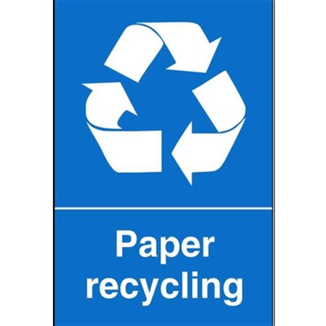 printable paper recycling sign paper waste recycling signs ireland pat dennehy signs cork