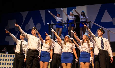 catch me catch me if you can comes to schwab auditorium onward state