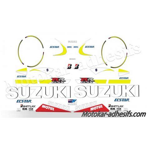 Sticker Moto Suzuki Gsx R by Autocollants Stickers Suzuki Gsxr Moto Grand Prix 2015