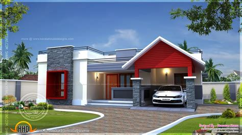 one level houses modern single level homes modern single floor house