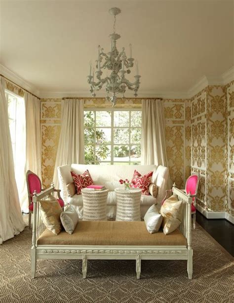 damask wallpaper bedroom bedroom ideas sofa damask metallic wallpaper eclectic living room