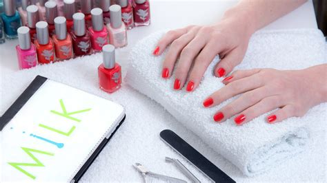 top shop nail bar shopping in london shopping style time out london
