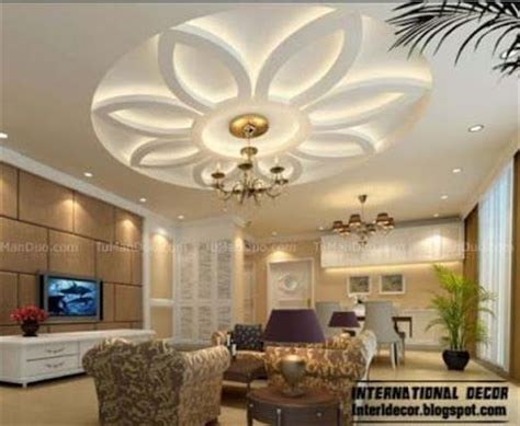 Island Kitchen Lights 10 unique false ceiling modern designs interior living