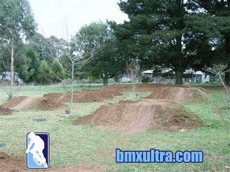 backyard bmx jumps bmx racing news august 2005 bmxultra