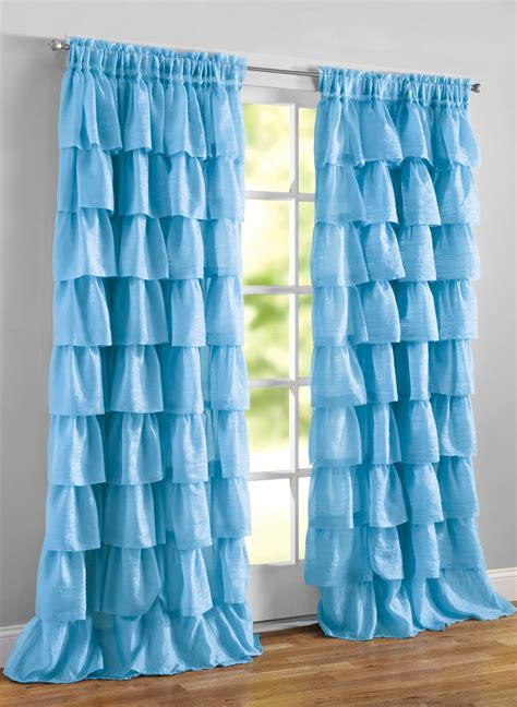 layered curtains ruffled curtains 28 images ruffled curtains maison