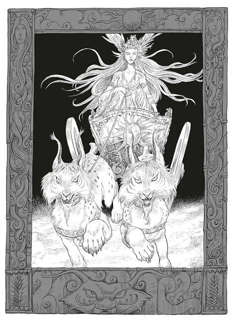 Odd and the Frost Giants: Amazon.co.uk: Neil Gaiman, Chris