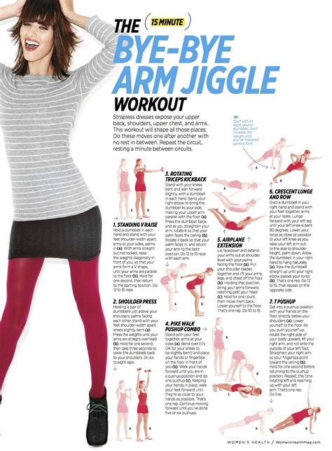 arm workouts for information on happy healthy news