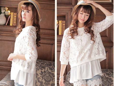 blouse atasan korea baju import butik baju korea dress korea baju import baju