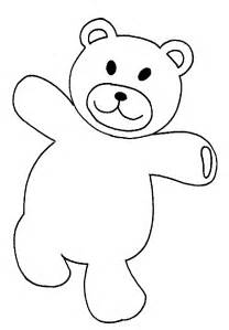 Bear Coloring Pages  Kids sketch template