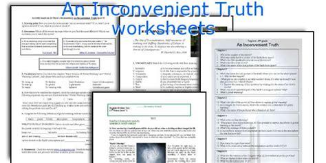 An Inconvenient Worksheet