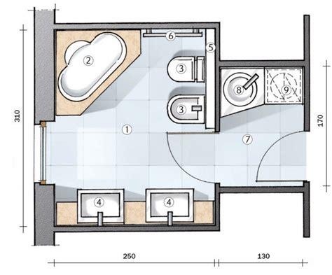 progetto bagni bagno un progetto per renderlo pi 249 grande e ricavare l