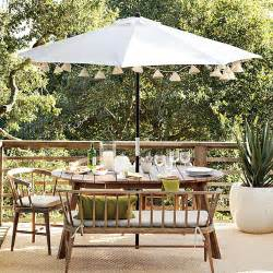 west elm patio furniture inspired outdoor furniture katy elliott