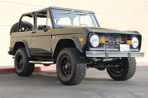 ford bronco 1970 1970 ford bronco for sale 1806283 hemmings motor news