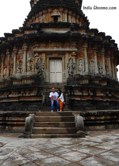 Temple Part Time Mba Review by Chikmagalur Trip Sharadamba Temple At Sringeri India
