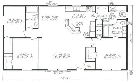 simple open house plans simple open house plans best open floor plan modular homes