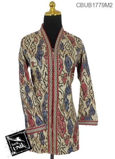 Rok Batik Motif Mega Mendung 2 Katun Bukan Rayon San Promo baju batik blus panjang motif mega mendung warna blus lengan panjang murah batikunik