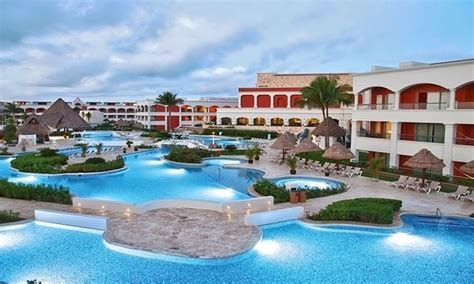 all inclusive rock hotel riviera with airfare in aventuras groupon getaways