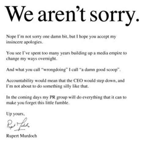 Small Apology Letter To Apologies Quotes Business Quotesgram
